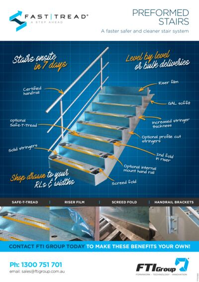 thumbnail of Fast Tread Stair profile_0419