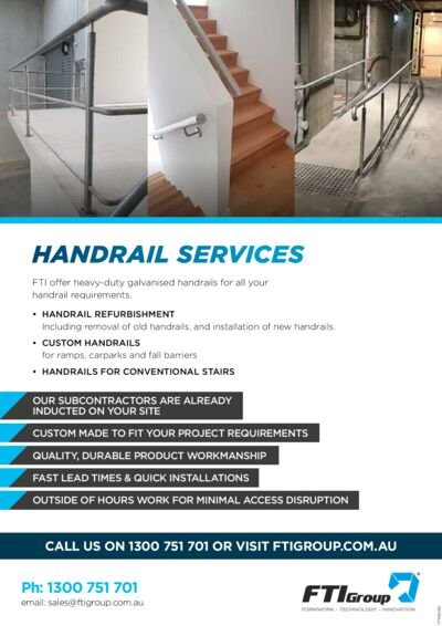 thumbnail of Handrails Services Flyer_0320
