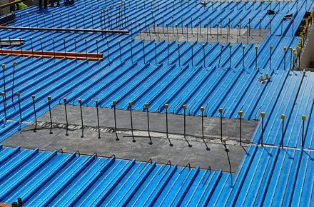 BlueDeck on a project in Canberra