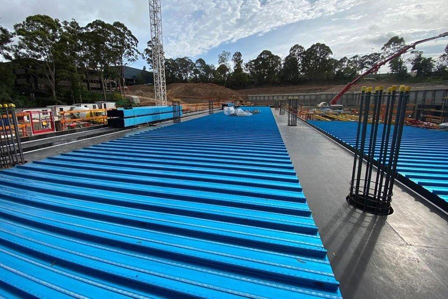 blue-deck-at-bunnings-pymble